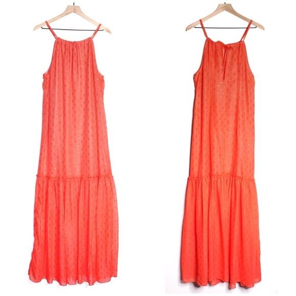 Trina Turk Dresses & Skirts - Trina Turk Cloverdale Chiffon Maxi Dress   D491